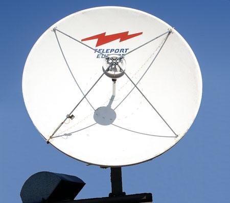 Antena satelitarna Andrew 3,7m - 00